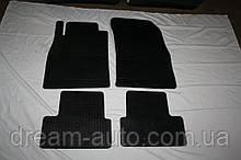 Chevrolet Cruze 2009↗ рр. Гумові килимки (4 шт, Stingray Premium)