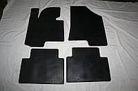 Kia Sportage 2010-2015 рр. Гумові килимки (4 шт, Stingray Premium)