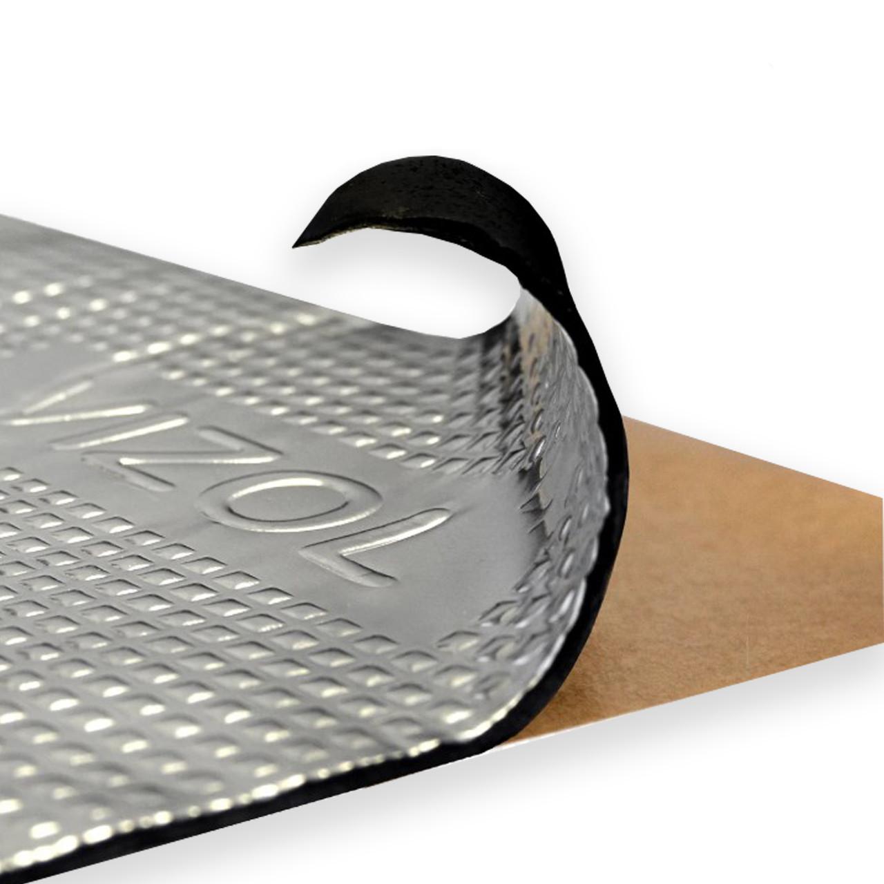 Виброизоляция фольгированная Vizol 4 мм