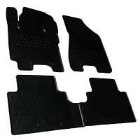 Kia Sportage 2004-2010 рр. Гумові килимки (4 шт, Stingray Premium)
