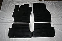Mazda 3 2003-2009 рр. Гумові килимки (4 шт, Stingray Premium)