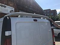 Nissan Primastar 2002-2014 рр. Спойлер Исикли (під фарбування)