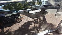 Nissan Juke 2010↗ гг. Накладки на ручки (4 шт) Место под чип, OmsaLine - Итальянская нержавейка