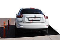 Nissan Juke 2010↗ гг. Кромка багажника (нерж.)