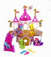 Королевский свадебный замок для пони 5 героев аналог