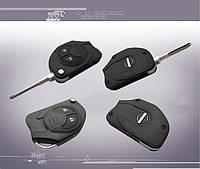 Nissan Micra K13 2011-2016 гг. Flip key - ключ открывалка