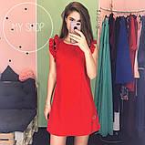 Стильное женское платье из софта , фото 5