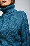 Женская вязаный свитер, фото 2