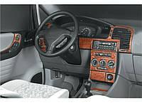 Opel Zafira A 1998-2006 гг. Накладки на панель Дерево