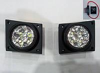 Peugeot Bipper 2008↗ гг. Противотуманки LED (диодные)