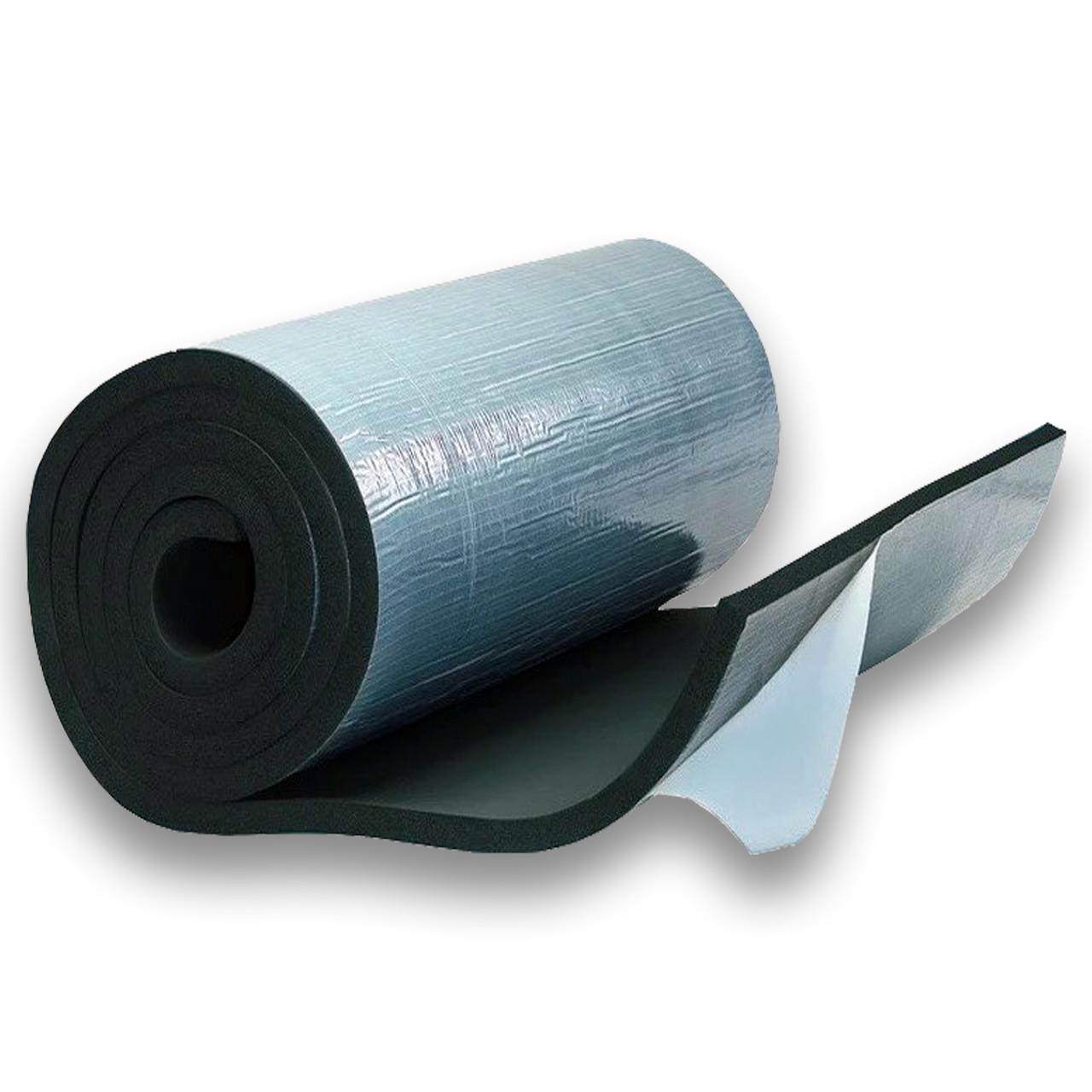 Шумоізоляція каучукова самоклеюча 6 мм