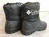 Зимние Мужские Сапоги Ботинки ЭВА Columbie  43-46 р, фото 3