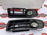 Volkswagen Bora 1998-2004 рр. Протитуманки (галогенні), фото 3