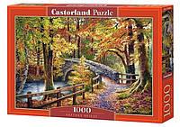 Пазлы Castorland на 1000 элементов Мост в парке С-104628