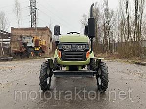 Мототрактор Файтер Т16 LUX