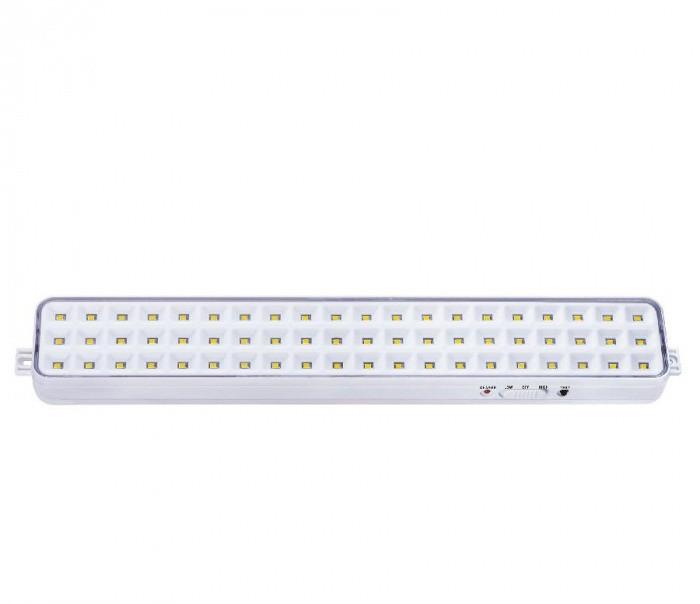 Светодиодный светильник SFT-LED-30-01 1,W IP20 аварийный, аккумуляторный