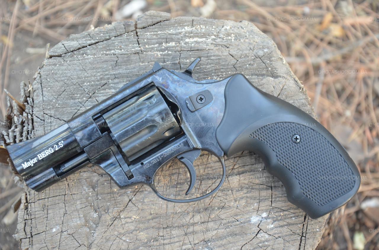 Револьвер под патрон Флобера Ekol Viper 2,5 (Black)