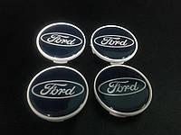 Ford B-Max 2012↗ гг. Колпачки под оригинальные диски 50мм V1 (4 шт)
