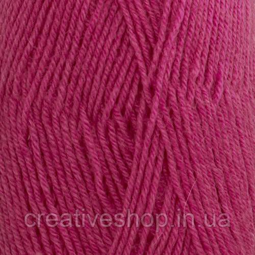 Пряжа Drops Fabel (цвет 109 dark pink)