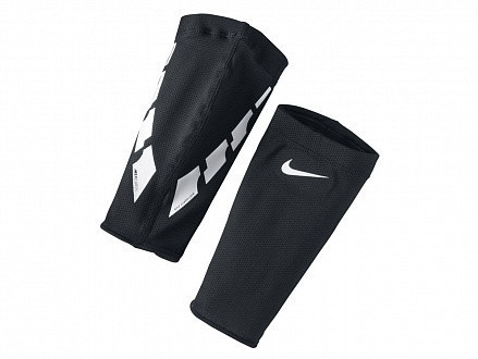 Чулок Nike Guard lock elite sleeve SE0173-011 Черный
