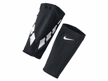 Чулок Nike Guard lock elite sleeve SE0173-011 Черный, фото 2