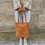 Кожаная сумка шоппер «Shopper»