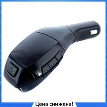 FM трансмітер MOD HZ H20 + BT з пультом, MP3 модулятор, фм модулятор для авто, блютуз модулятор, фото 3