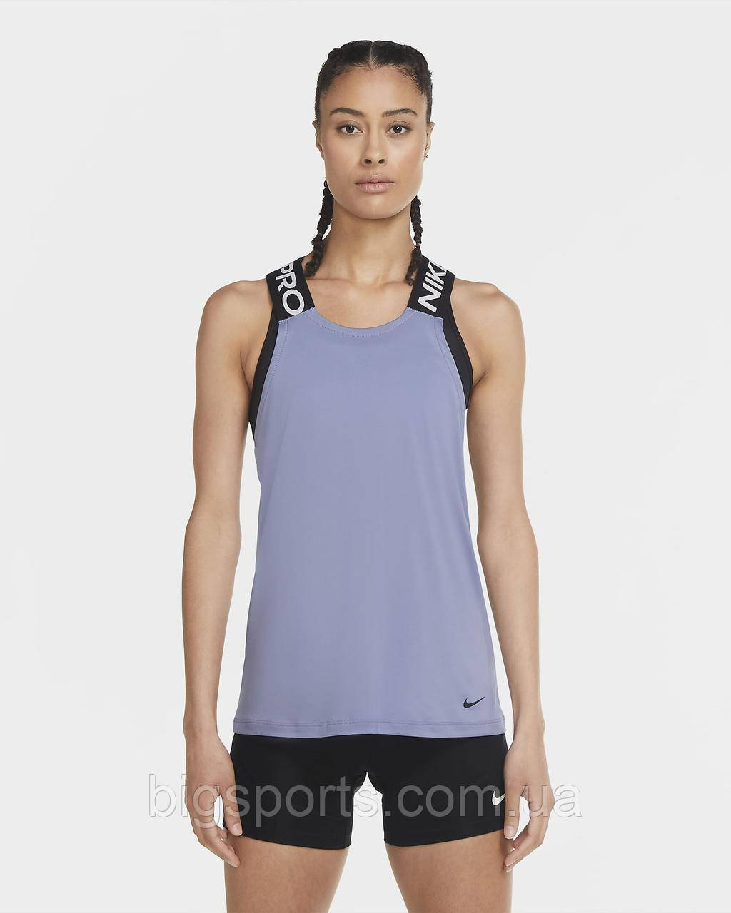Майка жен. Nike W Np Dry Elastika Tank Ess (арт. CJ4089-482)