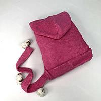 Банный махровый халат Малинка, фото 1