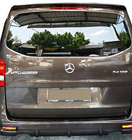 Mercedes Vito / V W447 2014↗ гг. Спойлер (под покраску)
