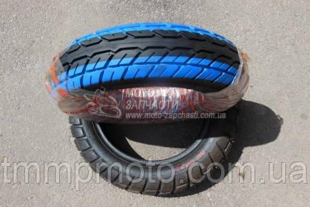 Резина 3.50-10 MOTOTECH 6005 Blue, фото 2