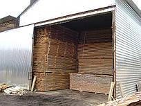 Услуги сушки древисины