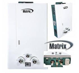 Газовая колонка Matrix White Turbo