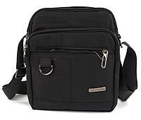Вместительная мужская сумка Beierwei art. 6005 черная, фото 1