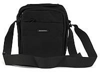 Вместительная мужская сумка Beierwei art. 8027 черная, фото 1