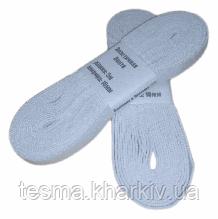 Резинка бельевая белая, резинка для трусов 10 мм намотка 5 метров