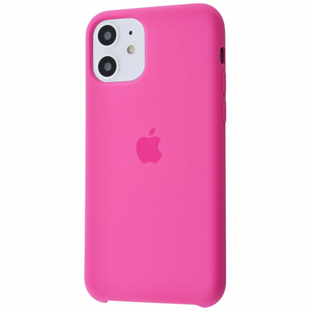 Чехол Silicone Case (Premium) для iPhone 11 Dragon Fruit