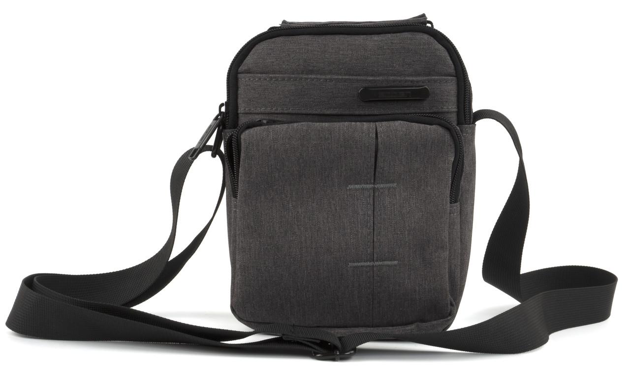 Вместительная мужская сумка Tian art. 0669