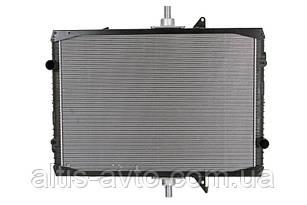 Радиатор Рено Магнум (Renault Magnum) Евро 3-2 с рамкой Etech МАК 400, 440 430 480