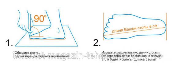Определить размер
