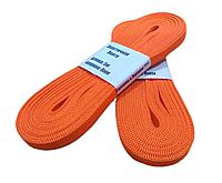 Резинка бельевая оранжевый, резинка для трусов 8 мм намотка 5 метров