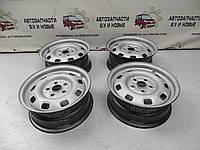 Диск колесный R15 VW Transporter T4 5x112x57 ET44 6Jx15 OE:701601027A, фото 1