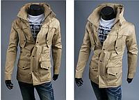 Мужская осенняя куртка МК 0130-И