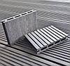 TardeX Lite Wood террасная доска под дерево / графит / венге / влагоустойчивая 20 х 140 х 2200 мм, фото 4