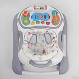Ходунки детские JOY 25109  с игровой панелью, фото 2