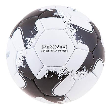 Мяч футбольный Grippy Ronex 2018-OMB, фото 2