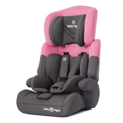 Детское автокресло Baby Tiger Mali Pink 9-36 кг