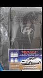 Авточехлы Nika на Хюндай Акцент МС 2006-2010 Hyundai Accent MC Nika модельный, фото 10