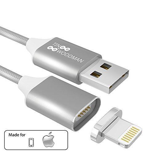 Магнитный дата кабель Tinwoodman Iphone Lightning