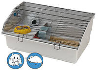Клетка для хомяков и мышей-CRICETI DELUXE FERPLAST.76*45*33.5h см